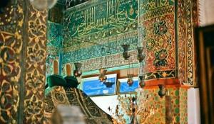 Tomb-of-Mevlana-Jalaluddin-RumiRA