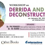 Dr. PK Pokker on Derrida and Deconstruction